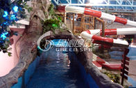 Outdoor Holiday Resort Floating Water Park Lazy River for Commercial Rental Business